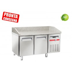Banco pizza 2 porte 1500x800x h 1040 mm
