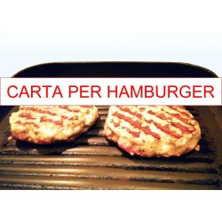 Carta per hamburger per PHM100