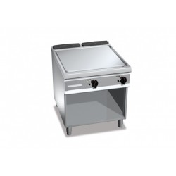Fry Top liscio su mobile 13,2 Kw serie Exclusive 900