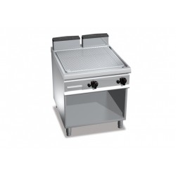 Fry Top liscio su mobile 14 Kw serie Exclusive 900